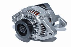 Alternator Royalty Free Stock Photos