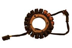 Alternator repair Royalty Free Stock Image