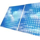 alternatywna energia Zdjęcia Stock