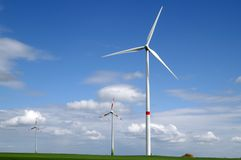 alternatywna energia Obraz Stock
