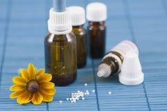 Alternatywna medycyna Fotografia Stock