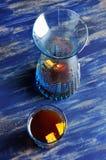 Alternatywny coffe narządzanie z chemex Zdjęcia Stock