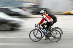 Alternatywny ekologiczny czyści transport Fotografia Stock