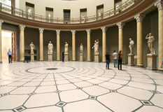 altes柏林博物馆 免版税图库摄影