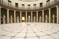 altes μουσείο του Βερολίνου Στοκ εικόνες με δικαίωμα ελεύθερης χρήσης