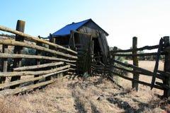 Altes Ackerland Stockbilder