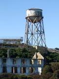 Altes Alcatraz-Geb?ude, Amerika lizenzfreie stockbilder