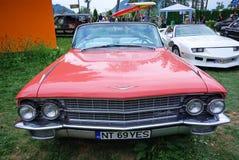 Altes amerikanisches Auto Lizenzfreies Stockbild