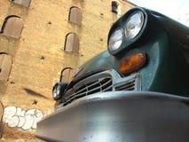 Altes amerikanisches Auto Stockbild