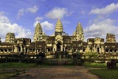 Altes Angkor Wat lizenzfreie stockfotos