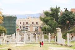 Altes Athen Lizenzfreies Stockbild