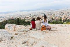 Altes Athen Lizenzfreie Stockfotografie