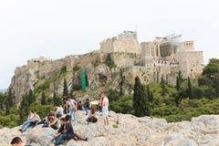Altes Athen Stockfotografie