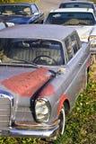 Altes Auto Stockfotografie