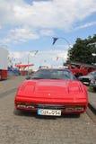 Altes Auto Ferrari Lizenzfreie Stockbilder