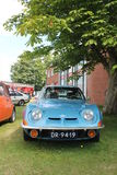 Altes Auto, opel GT Lizenzfreie Stockfotos