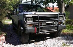 Altes 4x4 Automobil Lizenzfreies Stockfoto