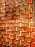 Altes Backsteinmauermuster Lizenzfreies Stockfoto