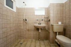 Altes Badezimmer Stockbilder