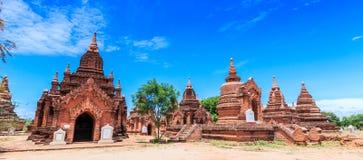 Altes Bagan in Bagan-Nyaung U, Myanmar Lizenzfreie Stockfotos