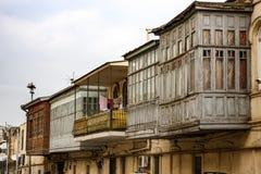 Altes Baku Stockfoto