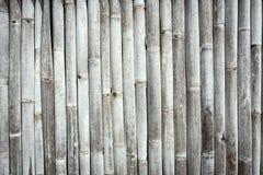Altes Bambusmuster Stockbilder