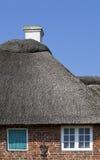 Altes Bauernhaus-Detail Stockfoto
