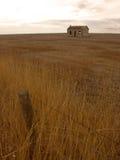 Altes Bauernhof-Haus lizenzfreies stockbild