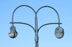 Altes Beleuchtungspool Stockfotos