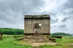Altes berühmtes der Architekturkapelle an unter See Stockfoto