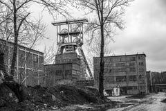 Altes Bergwerk Stockfotografie