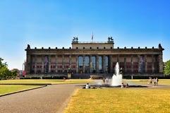 altes Berlin Germany muzeum stary zdjęcia stock