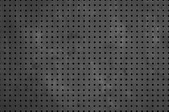Altes blasses Schwarzes gemalt vom Metallgitter Lizenzfreie Stockfotos