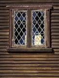 Altes Blei Windows stockbild