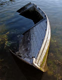 Altes Boot 2 Lizenzfreie Stockbilder