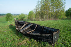 Altes Boot Stockbilder