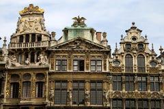Altes Brüssel Stockbild