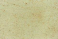 Altes braunes Papier oder altes Papier für Hintergrund Lizenzfreie Stockfotografie
