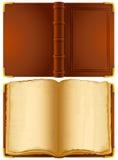Altes Buch Stockfotos