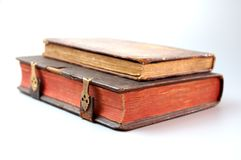 Altes Buch stockbild