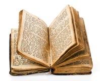 Altes Buch Lizenzfreies Stockbild