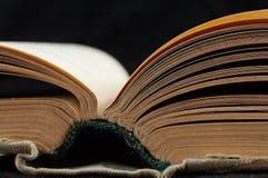 Altes Buch Lizenzfreie Stockfotografie