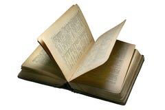 Altes Buch 3 Stockbild