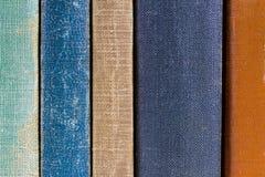 Altes Buch-Dorne Stockbild