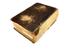 Altes Buch, getrennt Stockbilder