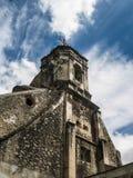 Altes Carmelite Kloster, Mexiko City Stockbild