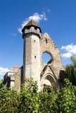 Altes Cistercian-Benediktinerkloster in Carta, Rumänien lizenzfreies stockfoto