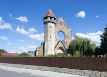 Altes Cistercian-Benediktinerkloster in Carta, Rumänien stockbilder