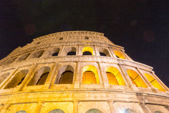 Altes colosseum in Rom, Italien Stockbilder