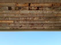 Altes Dach Lizenzfreie Stockbilder